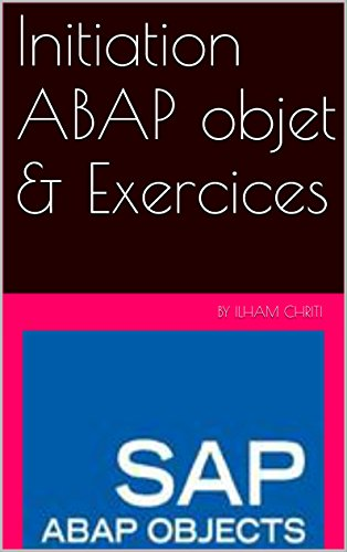 initiation-abap-objet-exercices-sap