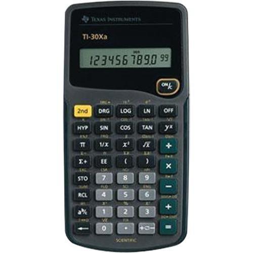 Texas Instruments TI-30Xa Solar School Edition Scientific Calculator by Texas Instruments (Texas Instruments Ti 30xa compare prices)