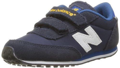 New Balance Boys' Ke410 M Trainers Blue Bleu (Navy/Royal) 22.5