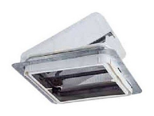 VENTLINE V2092SP-28 RV Trailer Camper Hardware Non-Powered Vent W/Garnish White (Ventline Trailer Roof Vent compare prices)