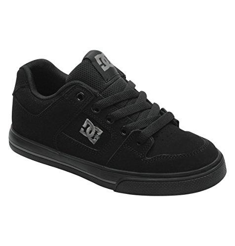Dc Pure Skate Sneaker (Toddler/Little Kid/Big Kid),Black/Pirate Black,11.5 M Us Little Kid front-1035431