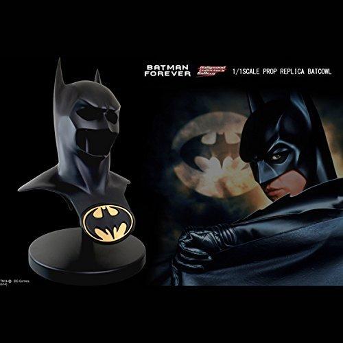 Batman Forever 1/1 scale prop replica bat cowl (Batman Replica Cowl compare prices)