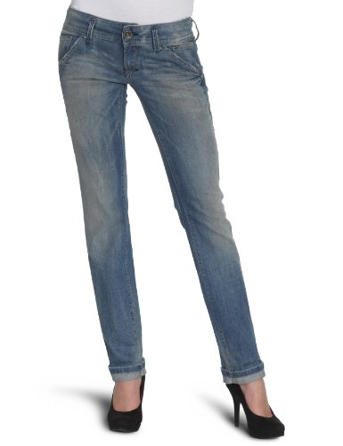 Fornarina -  Jeans  - Slim - Donna Blau (indigo denim) 36