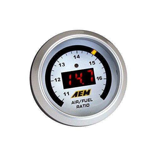 AEM (30-4110) UEGO Air/Fuel Ratio Gauge (Gauges Air Fuel Ratio compare prices)