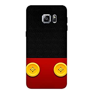 Designer Phone Case Cover for SamsungS6EdgePlus Micky Mouse