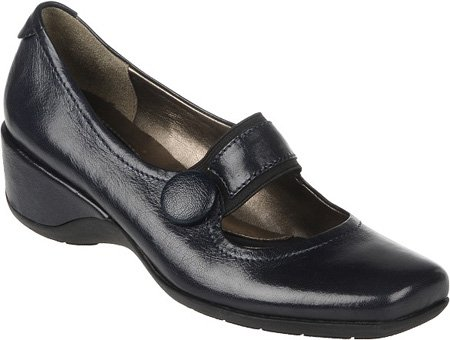 Naturalizer Women's Gable Mary-Jane,Inky Navy,6.5 M US
