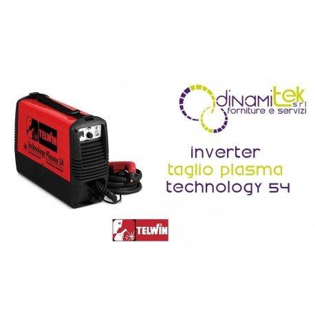 Telwin-te-815088-Schweigert-Technology-Plasma-54-Kompressor-230-V