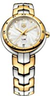 Tag Heuer Link Silver Dial Steel and Gold Bracelet Ladies