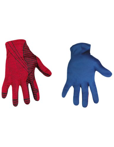 Costume-Accessory Spider-Man Movie Adult Costume Gloves Halloween Costume Item