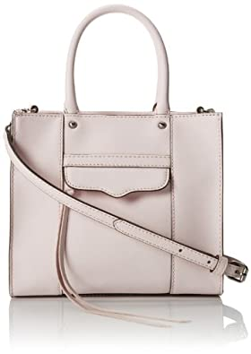 Rebecca Minkoff M.A.B. Mini Cross Body Bag,Pale Pink,One Size