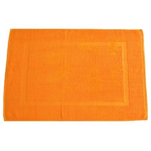 Badematte Merkur orange 50x70cm