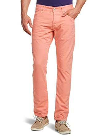 Scotch & Soda Herren Hose 13051285020 - RALSTON - CUTS & COLOURS, Gr. 31/32 (31/32), Mehrfarbig (27 - coral rock)