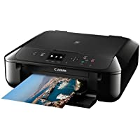 Canon Pixma MG5750 Color Inkjet All-in-One Printer with Duplex (Black)