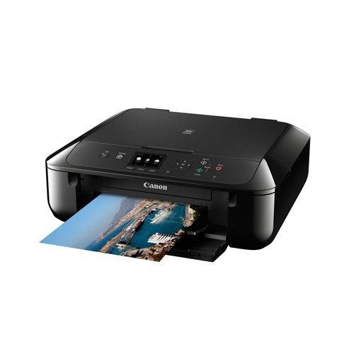Canon MG5750 Pixma Stampante Multifunzione Inkjet, 4800 x 1200 dpi, Nero