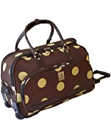 Jenni Chan Dots Carry All Duffel