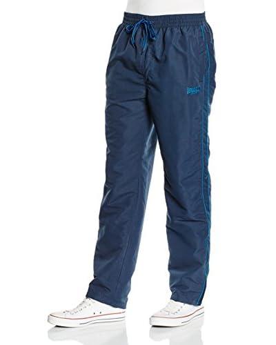 Lonsdale Pantalón de Chándal Azul Oscuro
