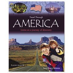 ** Travel Through Set One, Six Books, Grades 3-12, 32 Pages