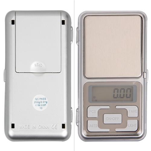 COLEMETER® BALANCE DE POCHE ELECTRONIQUE PRECISION 0.01-100 GRAMME 4 UNITES
