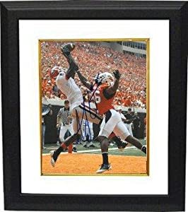 Autographed Green Photograph - AJ Georgia Bulldogs 16x20 Custom Framed - Autographed... by Sports+Memorabilia