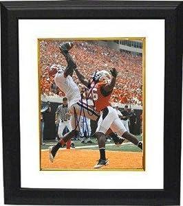 Autographed Green Photograph - AJ Georgia Bulldogs 16x20 Custom Framed - Autographed... by Sports+Memorabilia