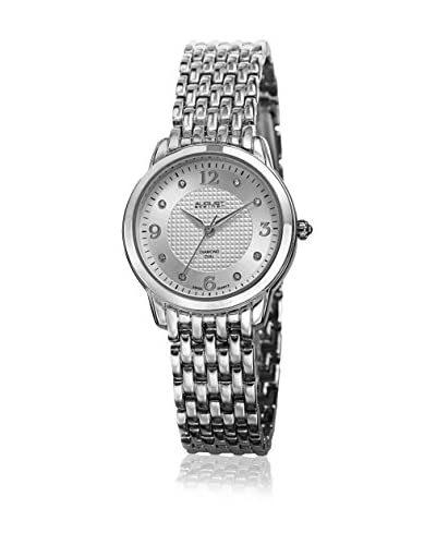 August Steiner Reloj de cuarzo AS8133SS Plateado 33 mm