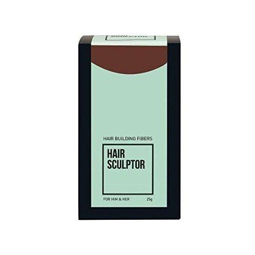 Sibel Fibra Capillare per scolpire i Capelli, Colore Marron - 25 ml