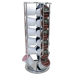Swissmar 80015 Cap Store Parco 18 for Keurig coffee capsules