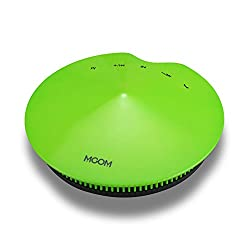 MGOM TouchBox X8 Bluetooth 3.0 Portable Wireless Speaker, 6W Output Power with Enhanced Bass, Aux Support, TF Card, Built in Microphone For Handfree Phone Call & Feather Touch Buttons (Green)