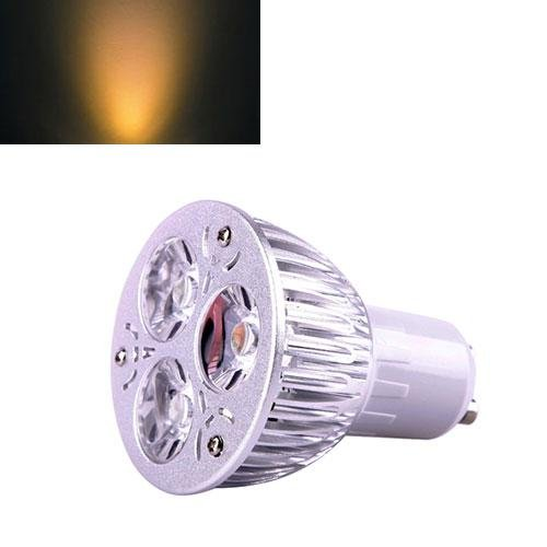 Ultra Bright Gu10 9W Led Dimmable Spot Light Downlight Lamp Bulb Warm White F2Home Useful