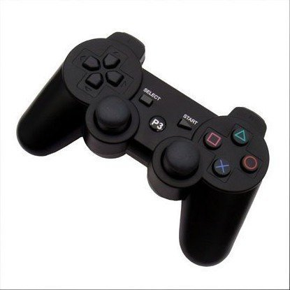 HK Black Wireless Bluetooth Controller for sony PS3