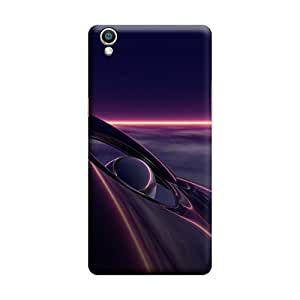 CaseLite Premium Printed Mobile Back Case Cover With Full protection For Oppo F1 Plus (Designer Case)