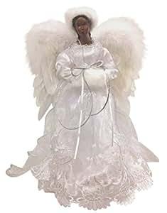 African American Angel Tree Topper