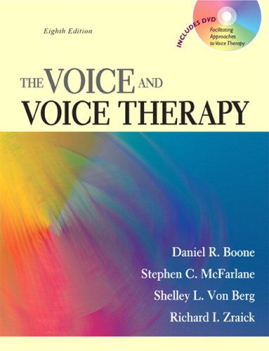 The Voice and Voice Therapy (8th Edition)
