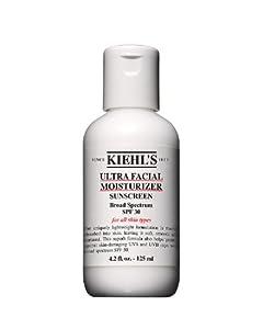 Kiehl's Ultra Facial Moisturizer SPF 30 For All Skin Types 4.2oz (125ml)