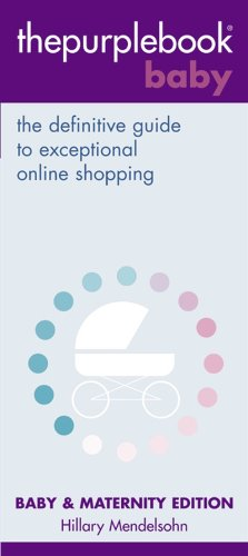 Thepurplebook(R) Baby: The Definitive Guide To Exceptional Online Shopping (Thepurplebook Baby: The Definitive Guide To Exceptional Online) front-992857