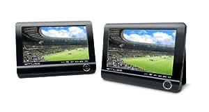 """Muse M-960 CV Lecteur DVD double Ecran 9"""" pour voiture"""