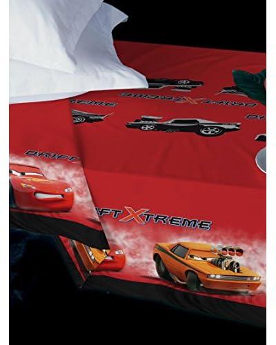 Disney Mantel Cars Extreme Rojo