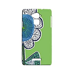BLUEDIO Designer Printed Back case cover for Coolpad Note 3 - G3498