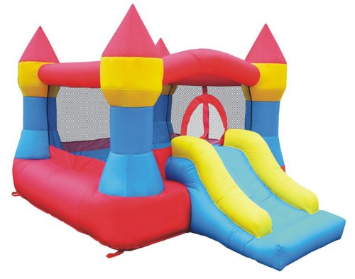 Kidwise Castle Bounce House And Slide front-409313