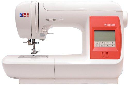 N 5000 Computergesteuerte Nähmaschine mit 323 Programmen