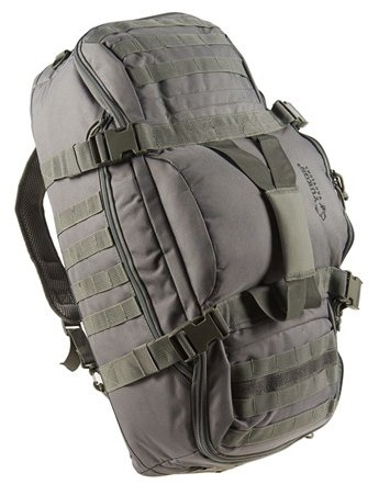 Yukon Outfitters Bug-Out Bag, Storm Grey, 26 Inches(H) x 13 Inches(W) x...