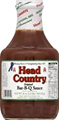 Head Country Sauce Bbq Original, 36 Oz (Pack of 12)