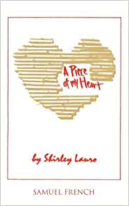 A piece of my heart book