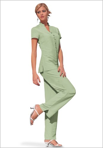 Buy Linen-Blend Pant Set