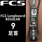 FCS エフシーエス リーシュコード パワーコード Regular 9ft 足首 Regular-9足首 Black