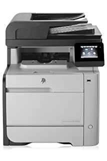 HP M476dw Wireless Color Laser Multifunction Printer with Scanner / Copier / Fax