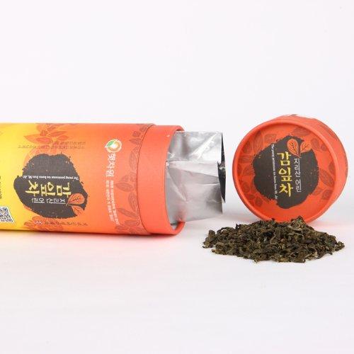 Korean Organic Premium Top Grade Mountain 1.8 Ounce Persimmon Loose Leaf Herbal Tea: Good For Eye Health