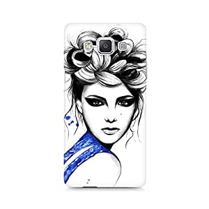 Mobicture Girl Abstract Premium Designer Mobile Back Case Cover For Samsung A5 back cover,Samsung A5 back cover 3d,Samsung A5 back cover printed,Samsung A5 back case,Samsung A5 back case cover,Samsung A5 cover,Samsung A5 covers and cases