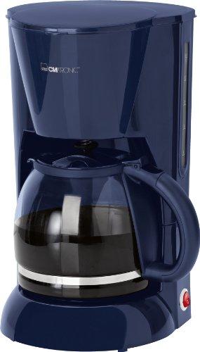 Clatronic KA 3473 Macchina Caffè Lungo, Blu