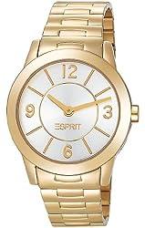 Esprit Analog White Dial Womens Watch - ES104342006